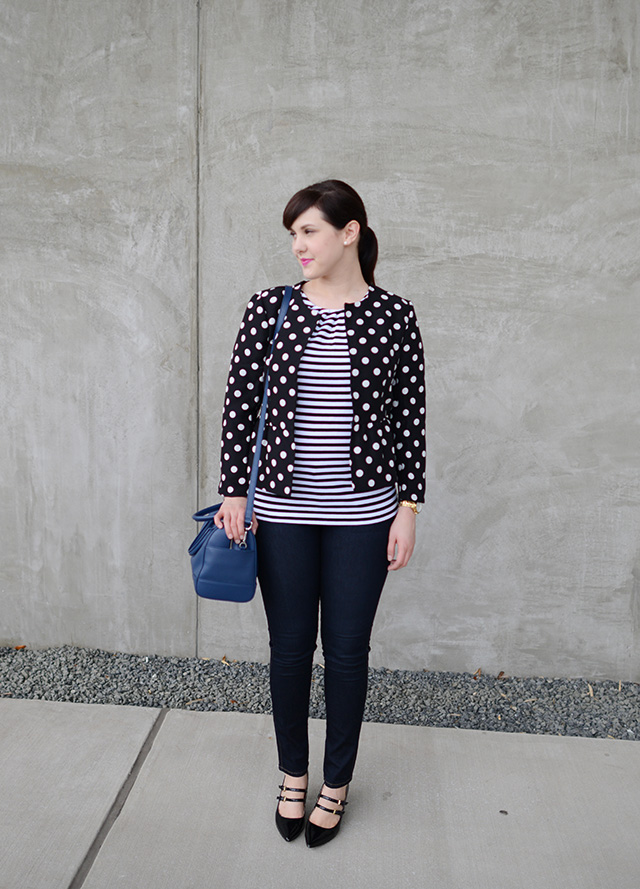 Polka Dots and Stripes 2