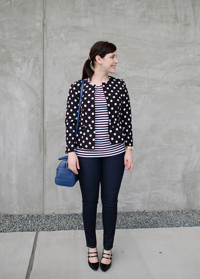 Polka Dots and Stripes 3