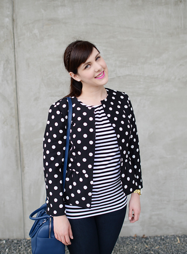Polka Dots and Stripes 4
