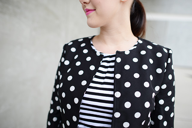 Polka Dots and Stripes 5