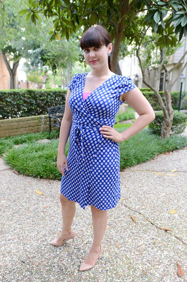 Wrap Dress 1