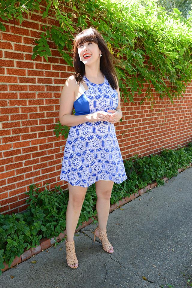 Shop and Twirl | Statement Dress 1