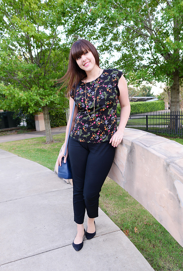 Shop and Twirl | Fall Floral 1