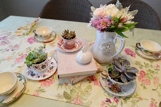 Shop and Twirl | Bridal Tea Party 1