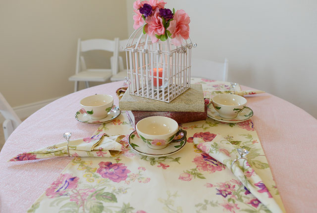 Shop and Twirl | Bridal Tea Party 3