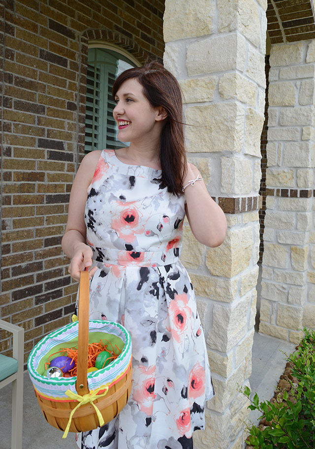 Shop and Twirl   Easter Dress 2