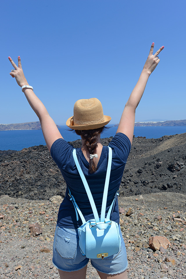 Shop and Twirl | Snapshots from Santorini 11