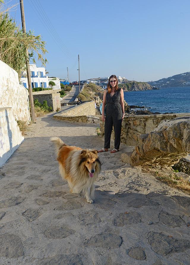 Shop and Twirl | Strolling Through Mykonos 3
