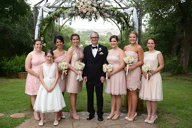 Shop and Twirl | Wedding Week: Bridal Party Style